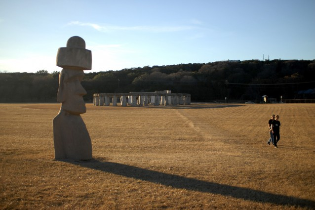Stonehenge - Angelo Salutante