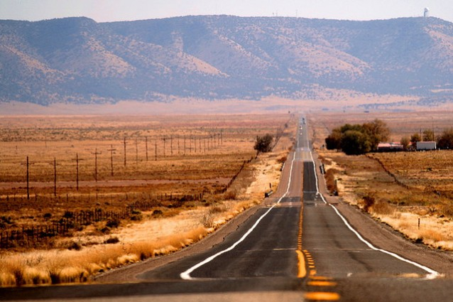 """Viaggio """"On the road"""" negli Stati Uniti (Foto di Caveman Chuch)."""