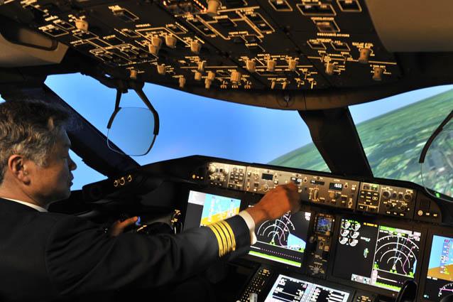 Le confidenze del pilota i cellulari sono veramente un for Costruttori di cabina del minnesota