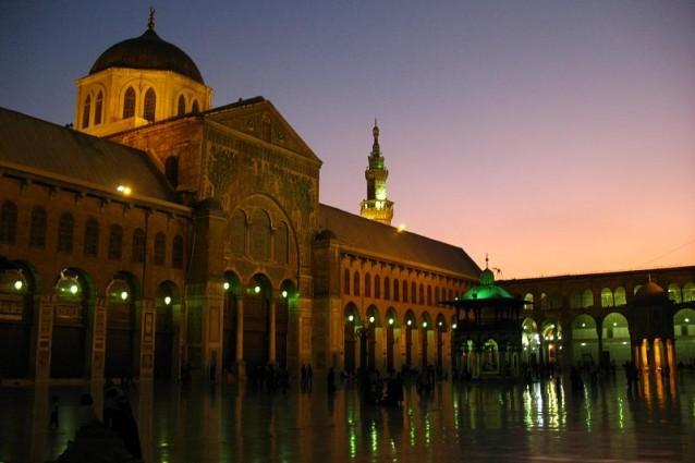 Moschea di Umayyad, Damasco