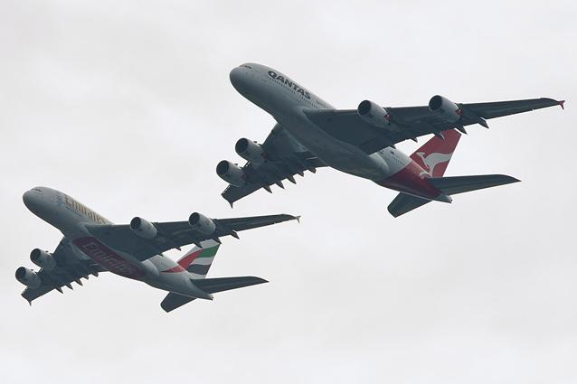 Classifica delle compagnie aeree più sicure nel 2013