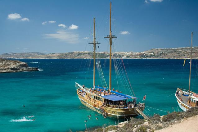 Gite nei mari tra Gozo, Comino e Malta [Foto da Flickr]