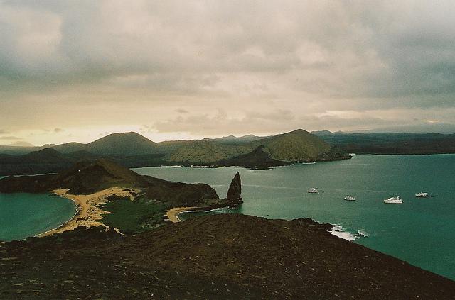Panorama Galapagos [Foto di eutrophicaxion&hypoxia]