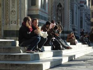 Mangiare a Firenze e in Toscana godendosi arte e paesaggio. Foto di Tuscanycious