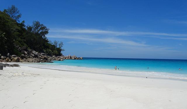 Seychelles, Anse Georgette, isola di Praslin (Foto di Fabio Achilli)
