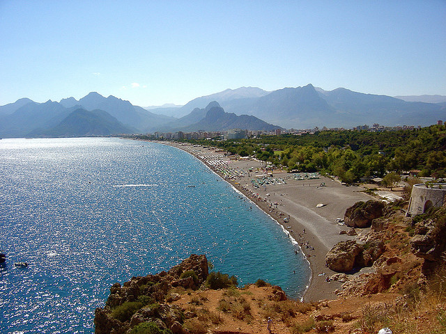 Antalya, Turchia (foto di Tare)