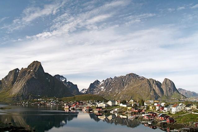 Isole Lofoten, dove sognare ad occhi aperti