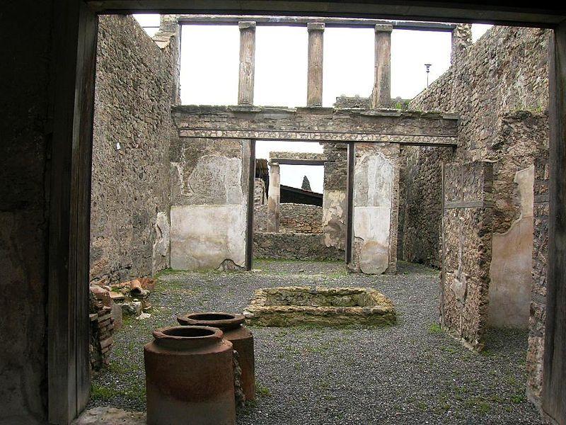 Visita a pompei il sito archeologico pi grande del mondo for Piani di casa con stima dei prezzi