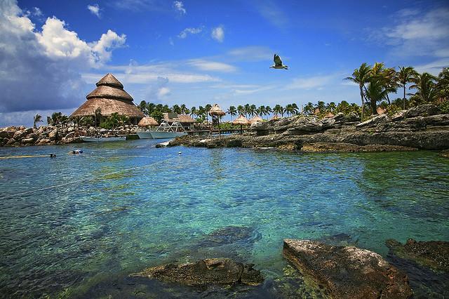 Xcaret (Foto di Grand Velas Riviera Maya)