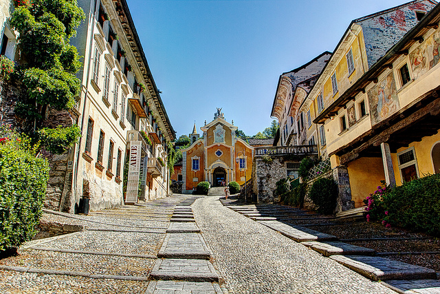 Orta San Giulio, Piemonte