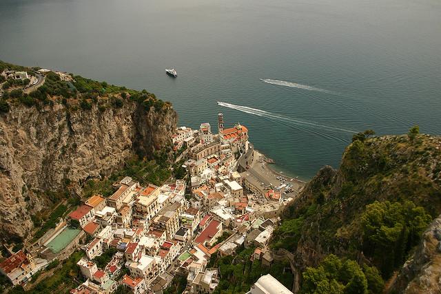 Atrani, Campania