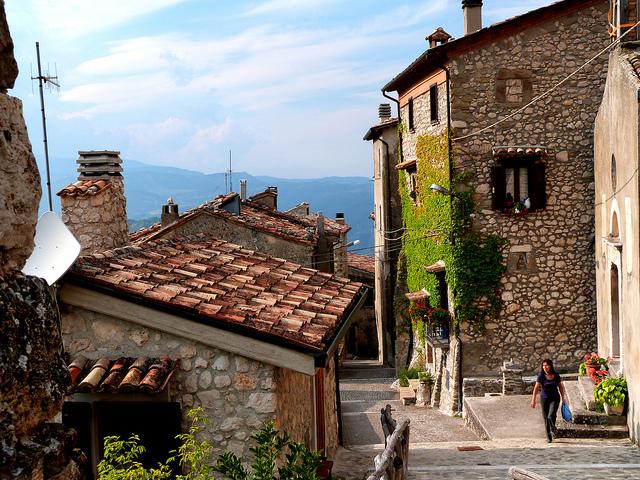 Pietracamela, Abruzzo