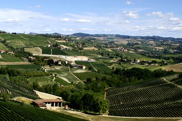Nuovo Patrimonio dell'umanità Unesco: il paesaggio delle Langhe nel Basso Piemonte.