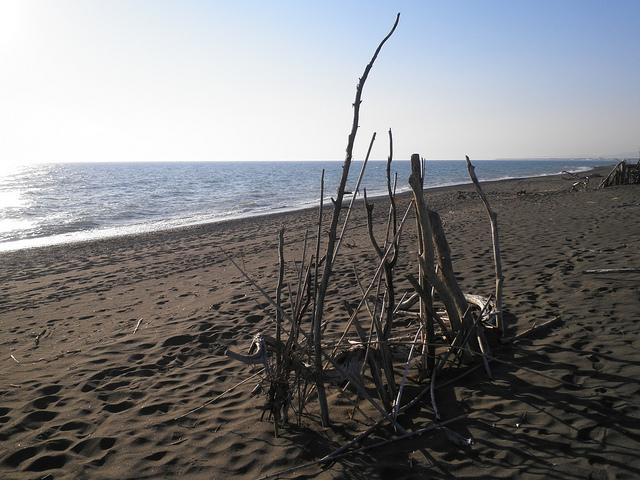 Spiaggia delle Capanne. Foto di Albert