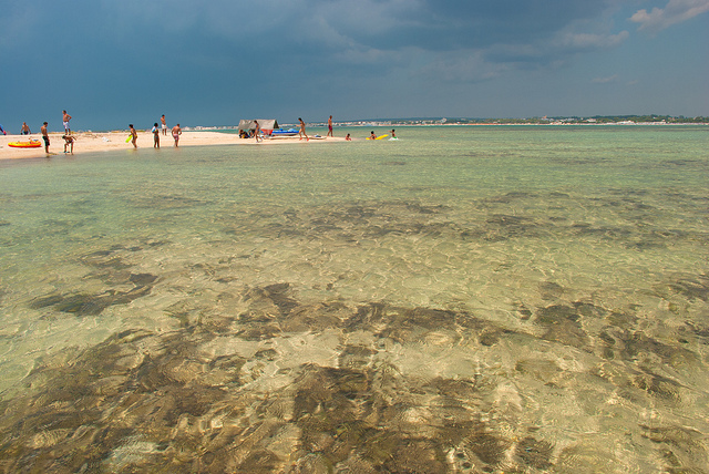spiaggia isola dei Conigli– Foto di iz4aks