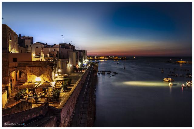 Otranto di sera – Foto di Dario Perrone