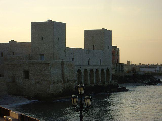 Castello Svevo di Trani (Foto di tommytrani)