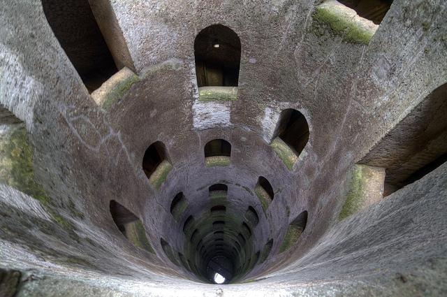 Pozzo di San Patrizio, Orvieto. Foto di fortherock