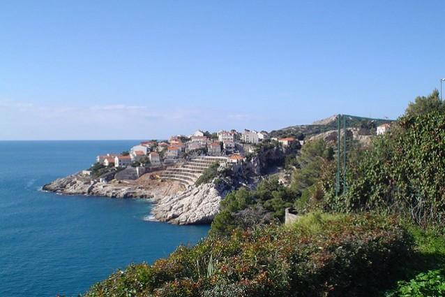 Lapad le spiagge più belle di Dubrovnik