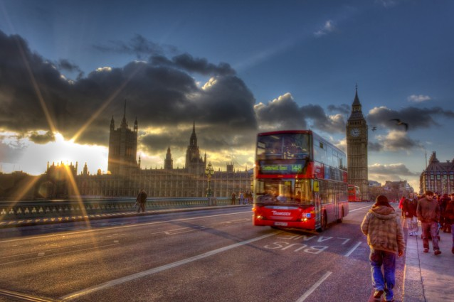 Westminster Bridge a Londra