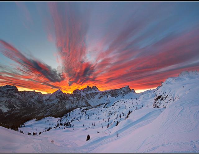 Vacanze in montagna in piemonte - Immagini da colorare delle montagne ...