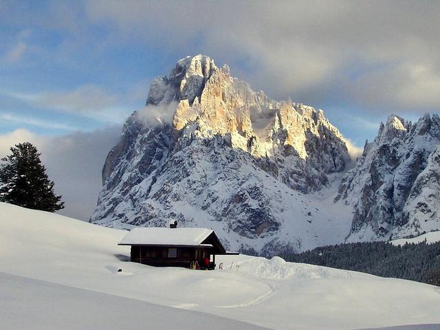 Vacanze in montagna in trentino alto adige for Dormire a bressanone