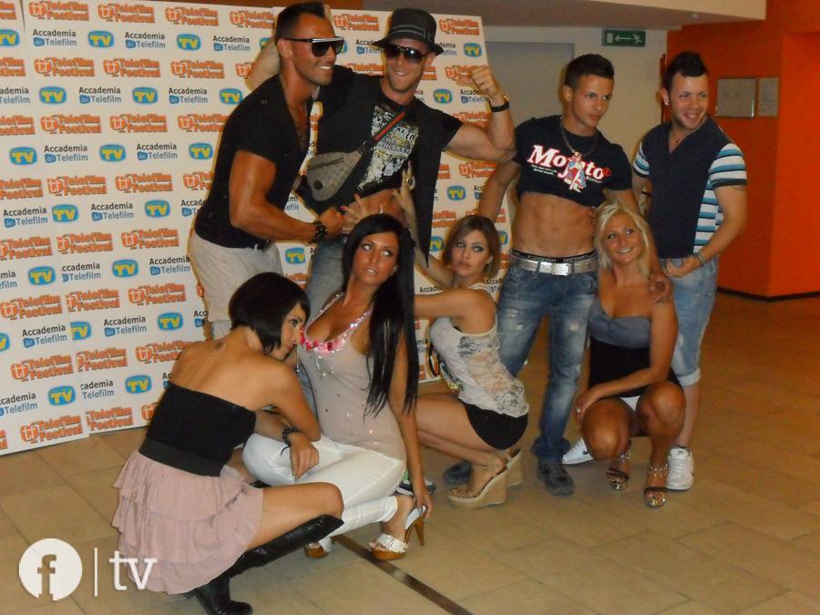 I tamarri di tamarreide al telefilm festival 2011 ci godiamo il momento video - Porno alla finestra ...