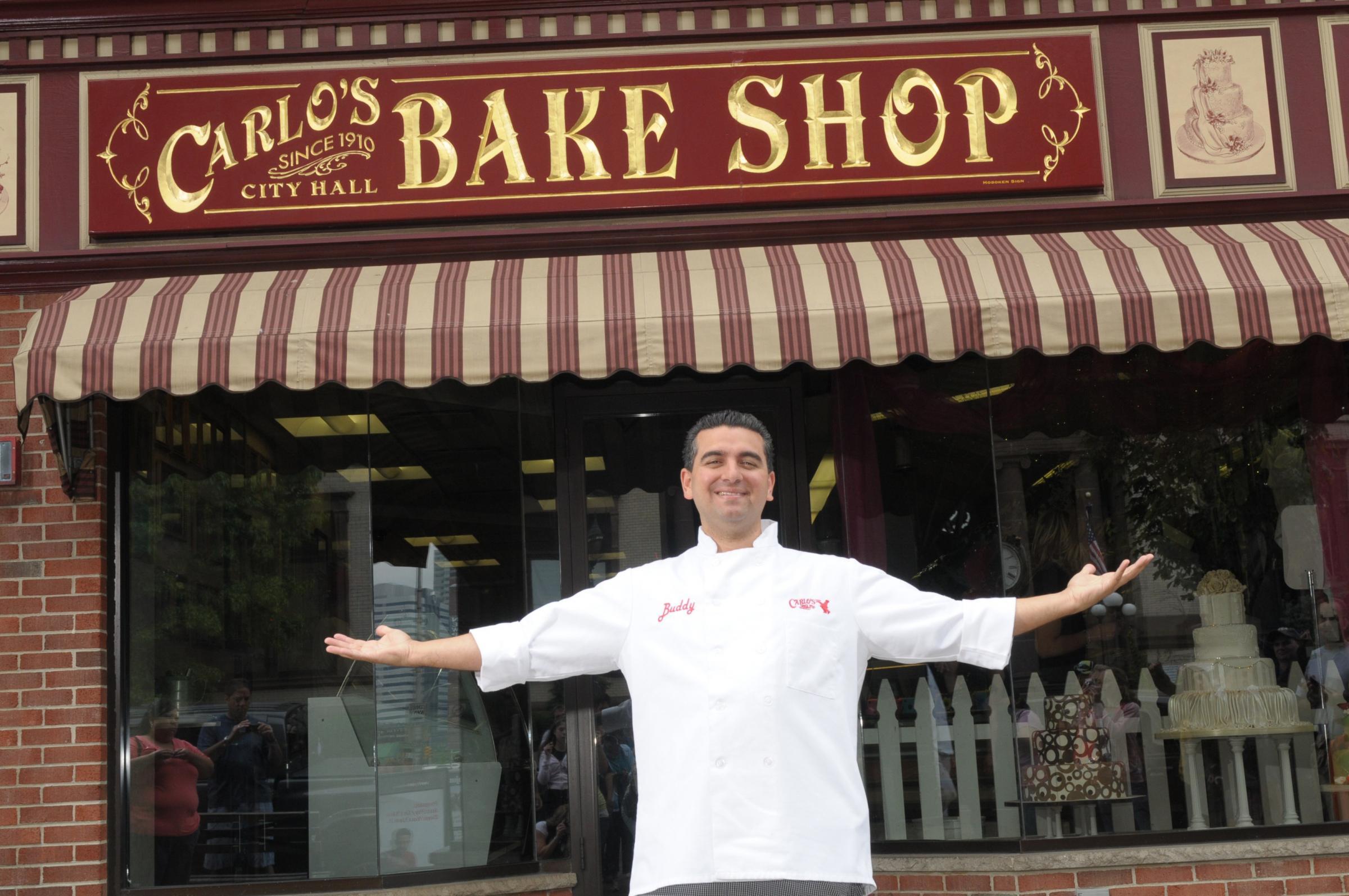 Hoboken New York Cake Boss