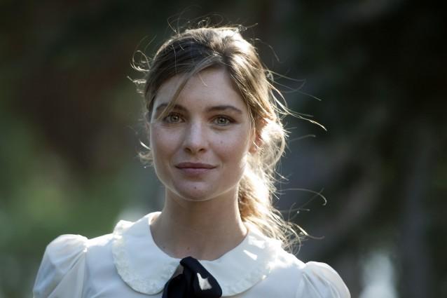 Vittoria Puccini è Violetta nell'omonima fiction Rai