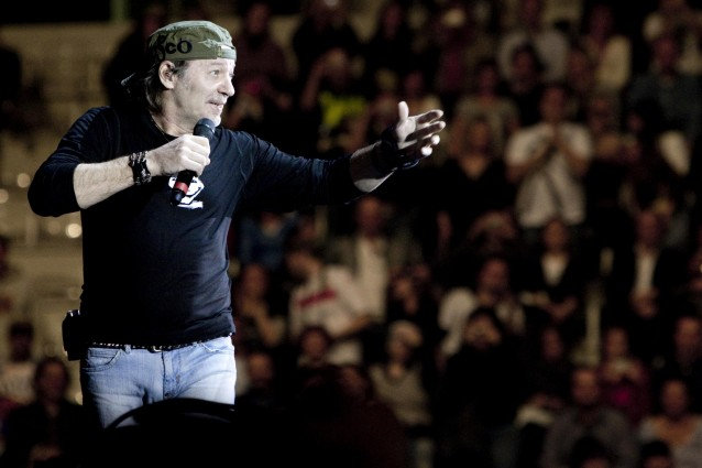 Vasco Rossi pronto al debutto in tv, sognando Celentano.