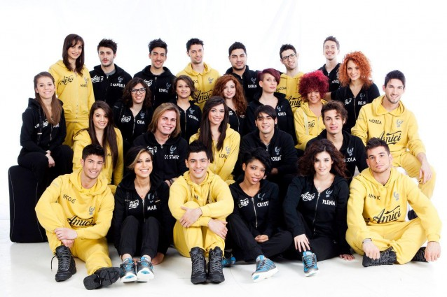 Ecco gli allievi ammessi serale di amici 2013 for Man arreda ragazzi roma