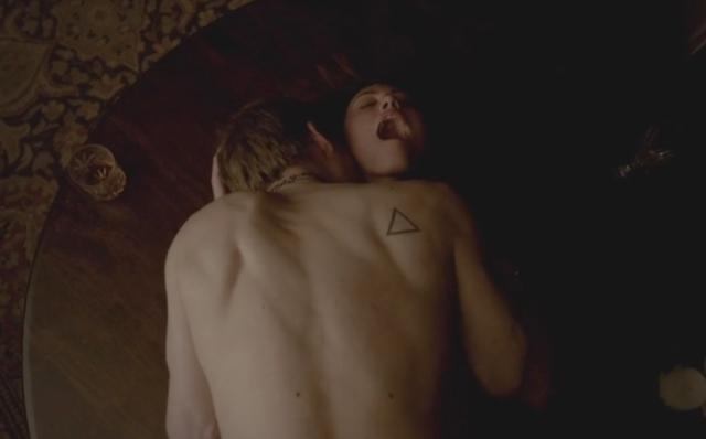 Klaus e Hayley