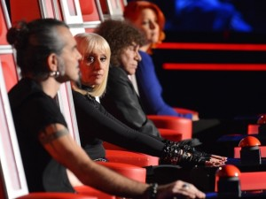 The Voice of Italy giunge all'ultima serata di audizioni al buio