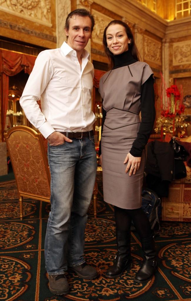 Eleonora Abbagnato e Nicolas Le Riche