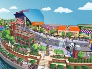 La Springfield dei Simpson diventa realtà, ecco il parco a tema