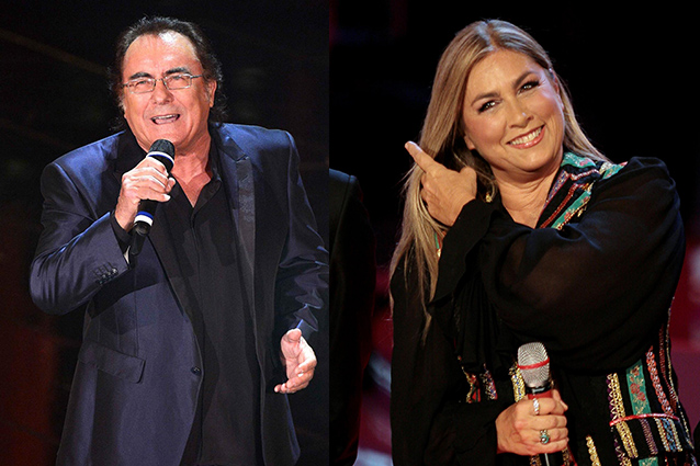 Il concerto di al bano e romina power in russia diretta for Al bano e romina power