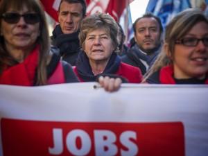 Torino, sciopero generale CGIL e UIL