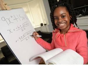 Regno Unito: bimba di 10 anni genio della matematica si è iscritta all'università