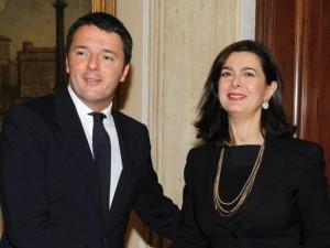 """Bankitalia, Boldrini contro Renzi: """"Ignora le regole parlamentari"""""""
