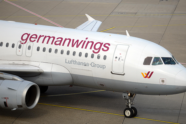 Aereo germanwings effettua atterraggio d 39 emergenza a pisa for Piani di cabina della torre di fuoco