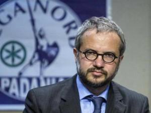 """Il leghista Claudio Borghi: """"Uscita dell'Italia dall'Euro ri"""