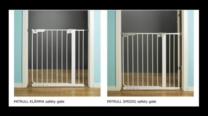 Ikea ritira i cancelletti per le scale tre bambini caduti for Cancelletti per bambini ikea