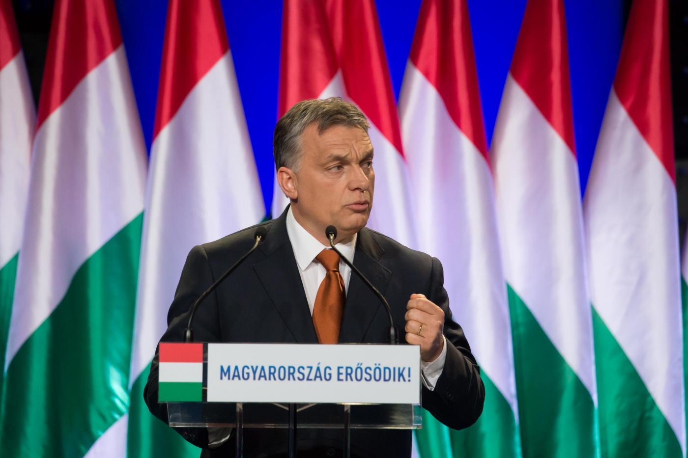 Risultati immagini per Viktor Orbán