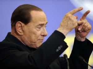 Roma, Silvio Berlusconi