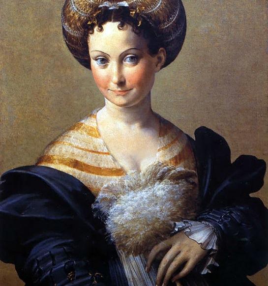 La donna con ventaglio nei quadri pi belli for Quadri belli