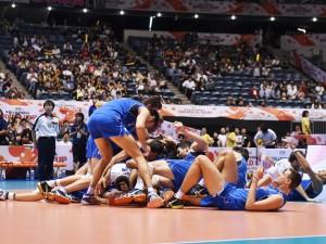 Volley, impresa Italia: 3-1 alla Polonia e vola alle Olimpiadi di Rio 2016
