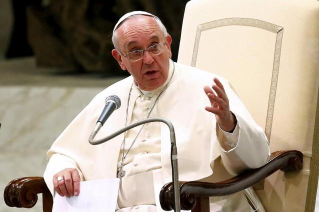 """Papa Francesco: """"Questo è un pezzo di Terza Guerra Mondiale"""""""
