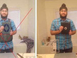 Il selfie del kamikaze? Una bufala creata con Photoshop