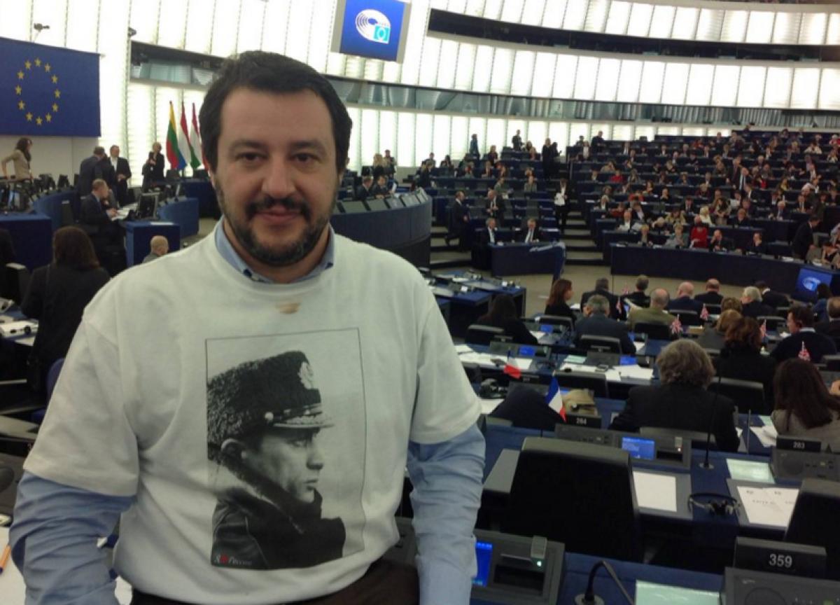 Salvini Contro Ue E La In Si Arruola Va L'isis Con Parlamento FlKJ1Tc3