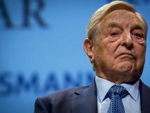 """George Soros """"uomo dell'anno"""" per il Financial Times"""